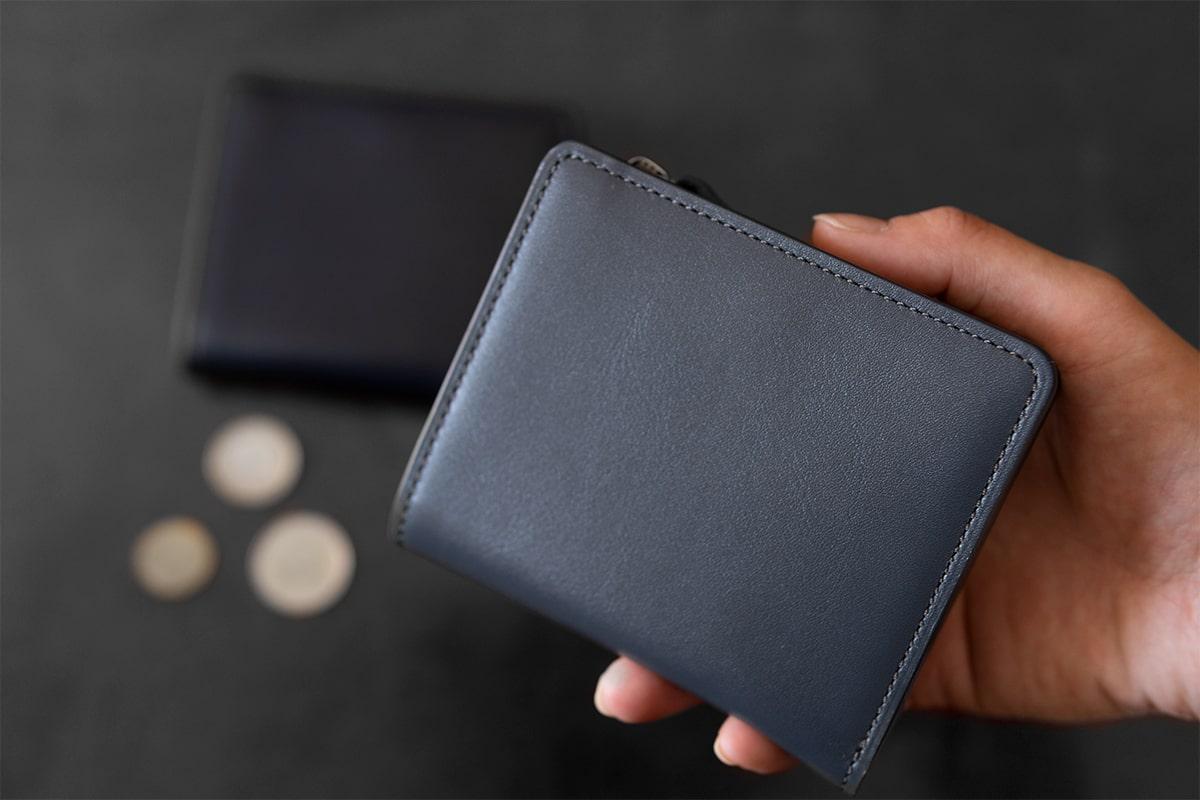 イージー_二つ折りコンパクト財布